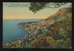 Monte-Carlo. *Vue Générale...* Ed. Hélia Nº 851. Nueva. - Monte-Carlo