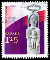 Canada (Scott No.1967 - Noel / 2002 / Christmas) [o] - 1952-.... Règne D'Elizabeth II