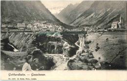 Gotthardbahn - Goeschenen - UR Uri