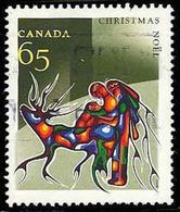 Canada (Scott No.1966 - Noel / 2002 / Christmas) [o] - 1952-.... Règne D'Elizabeth II