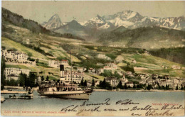 Vernex Montreux - VD Waadt