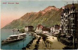 Brunnen - Quai - SZ Schwyz