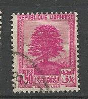 GRAND LIBAN  N° 151 OBL TB - Oblitérés