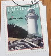 Latvia Used Stamp 2010 - Letonia