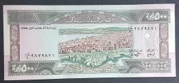 HX - Lebanon 500 Livres, 1988, P-68, UNC - Lebanon