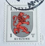 Latvia Used Stamp 2007 - Letonia