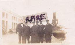 PHOTO ANCIENNE,SITUEE AU DOS,AFRIQUE DU NORD,ALGERIE,ALGER,13 MARS 1932,FURET 2,AQUITAINE,RARE - Plaatsen