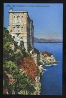 *Le Musée Océanographique* Ed. C.A.P. Nº 289. Nueva. - Museo Oceanográfico