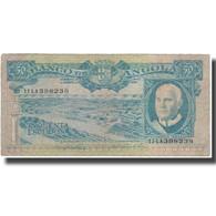 Billet, Angola, 50 Escudos, 1962, 1962-06-10, KM:93, TB - Angola