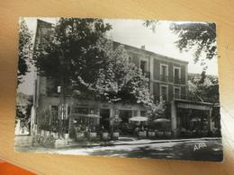 34 Lamalou Les Bains, Hotel Restaurant Pons (GF415) - Lamalou Les Bains
