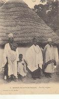 °°° HAUTE GUINEE FRANCAISE / FAMILLE INDIGENE     °°°  ///  REF OCT.18  N° 7578 - Frans Guinee