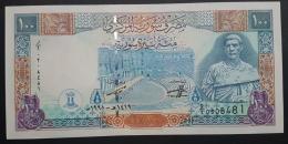 HX - Syria 1998 100 Livres UNC - Syrie