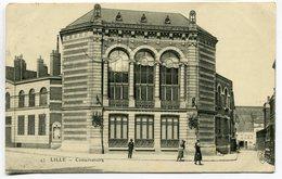 CPA - Carte Postale - France - Lille - Conservatoire - 1906 (SV6143) - Lille