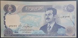 HX - Iraq 1994 Saddam Banknote 100 Dinars UNC P84 - Series MA/4263 - Iraq