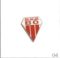 Pin's Sport - Rugby / Club De Biarritz Olympique (64). Non Estampillé. Epoxy. T626-04 - Rugby