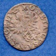 Lorraine  -  Charles IV  --  Gros  -  état  TTB - 476-1789 Monnaies Seigneuriales