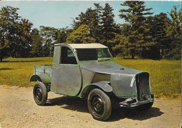 AUTO AUTOMOBILE TOURISME 2 CV CITROËN  130/13 PROTOTYPE ETUDIE EN 1936 - Passenger Cars