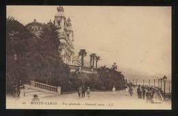 Monte-Carlo. *Vue Générale* Ed. LL. Nº 88. Nueva. - Monte-Carlo