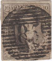 COB N° 6 - Oblitéré 85 (NAMUR) - 1851-1857 Médaillons (6/8)