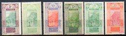 Colonies Françaises Et Protectorats (GUINEE) - 1922-25 - N° 84 à 90 - (Lot De 6 Valeurs Différentes) - Guinée Française (1892-1944)