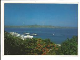 TAH.0023/ Port Moresby Harbour - Papouasie-Nouvelle-Guinée