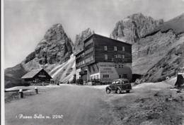 AK - Italien - Südtirol - Passo Sella (Sellajoch) - 1950 - Italien