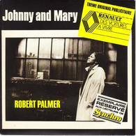 "ROBERT PALMER ""JOHNNY AND MARY - ALL AROUND THE WORLD"" 45 TOURS DISQUE VINYL - Ediciones Limitadas"