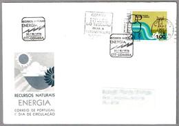 RECURSOS NATURALES - ENERGIA - NATURAL RESOURCES. Coimbra 1976 - Protección Del Medio Ambiente Y Del Clima
