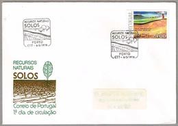 RECURSOS NATURALES - SUELOS - NATURAL RESOURCES. Porto 1978 - Protección Del Medio Ambiente Y Del Clima
