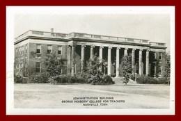 Nashville * College For Teachers  ( Scan Recto Et Verso ) - Nashville