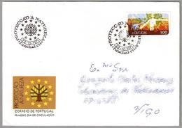 PROTECCION DE LA NATURALEZA - Nature Protection. Funchal 1971 - Protección Del Medio Ambiente Y Del Clima