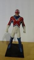 Figurine MARVEL En Plomb, CAPTAIN BRITAIN - Marvel Heroes