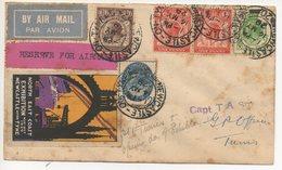 AIR MAIL LETTER 14 05 1929 #79 - Etats-Unis