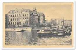 Rotterdam, Haringvliet Met Ooglijdersgesticht - Vlissingen