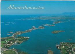 E640 NORGE - ATLANTERHAVSVEIEN VEVANG KARVAG - Norvegia
