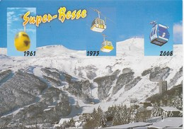 Super Besse : Les Cabines Au Fil Du Temps Massif Du Sancy - Besse Et Saint Anastaise