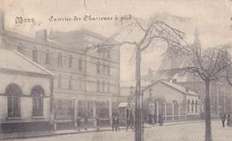 Mons Caserne Des Chasseurs A Pied - Mons