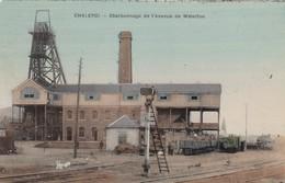 Charleroi  Charbonnage De L Avenue De Waterloo - Mijnen