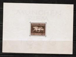 GERMANY  Scott # B 90* VF MINT LH Souvenir Sheet SS-359 - Deutschland