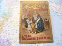 Maillard's Chocolate - Altri