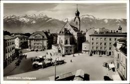 Cp Rosenheim Im Alpenvorland Oberbayern, Blick Auf Den Ludwigsplatz - Alemania