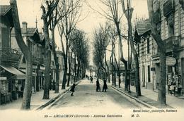 ARCACHON Avenue Gambetta N°99 - Arcachon