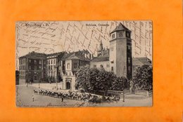 KOENIGSBERG  I. Pr.  -  LE CHATEAU  -  SCHLOSS, OSTSEITE  -   Décembre 1914 - Ostpreussen