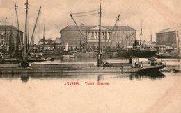 (79) CPA Anvers  Vieux Bassins - Otros