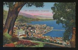 Monte-Carlo. *Vue Générale* Ed. Gilletta Et Cie. Nº 805. Nueva. - Monte-Carlo