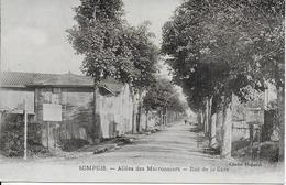 Sompuis - Allées Des Marronniers, Rue De La Gare - Frankreich