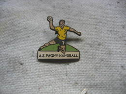 Pin's De L'AS Pagny Handball - Handball