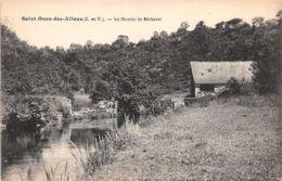 35-SAINT OUEN DES ALLEUX-N°174-F/0345 - France