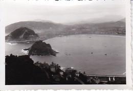 Foto San Sebastian - Spanien - Ca. 1940 - 8*5,5cm (37315) - Orte