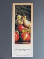 Marque-page - Deux Petits Canetons - Editions Fatzer - Marcapáginas